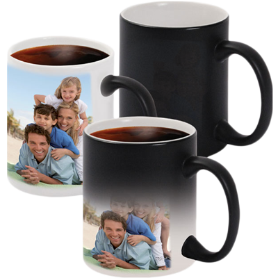 Mug magic black